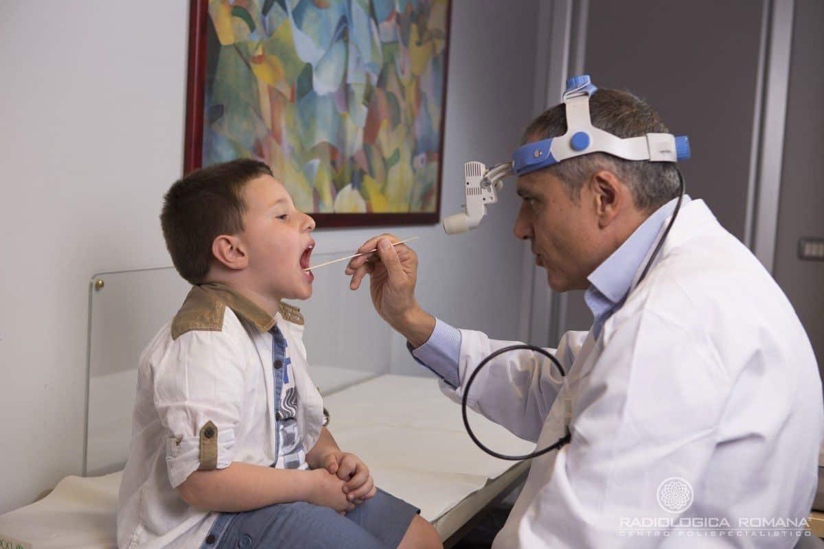 Visita Otorinolaringoiatrica