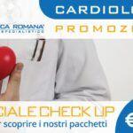 Pacchetto Cardiologico A Partire Da 50€