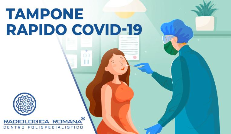 Tampone Rapido Coronavirus