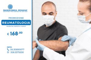 reumatologo visita paziente