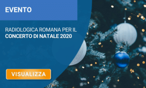 Radiologica Romana sponsor tecnico del concerto di Natale 2020