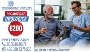 promozione visita urologica Radiologica Romana