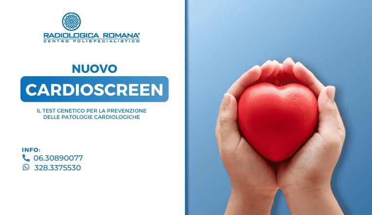 cardioscreen per la prevenzione delle disfunzioni cardiache congenite