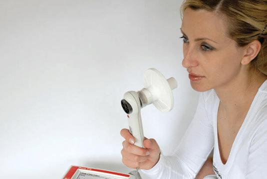 Spirometria con prova farmacodinamica